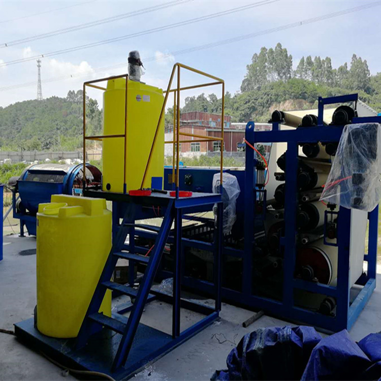 江西洗沙泥浆处理设备